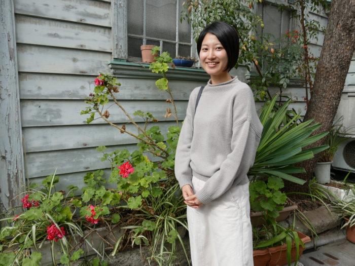 写真家の黑田菜月さん